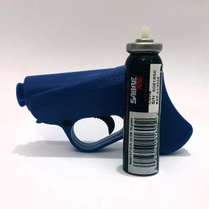 Pepper Spray Blue